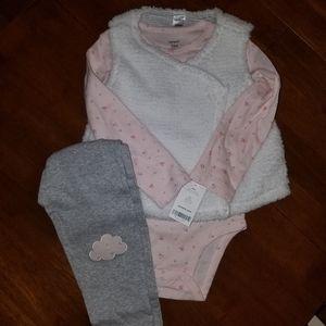 NWT toddler set